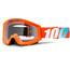 100% Strata Youth Goggles Børn orange